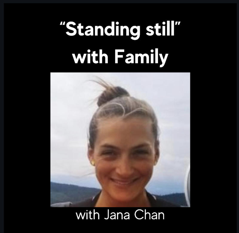 Jana Chan shares her next transition from on the move to standing Still I Australia on Imperfect Parenting Podcast.