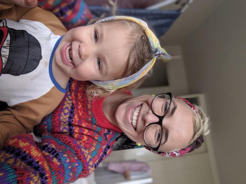 Karolina Kvas reshapes work life to fit family