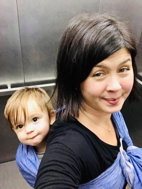 Expat mom Helps moms around the world -Natalie Dew Redmond