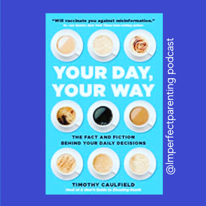 "Timothy Caulfield does it again with his latest hit book, ""Your Day, Your Way""."