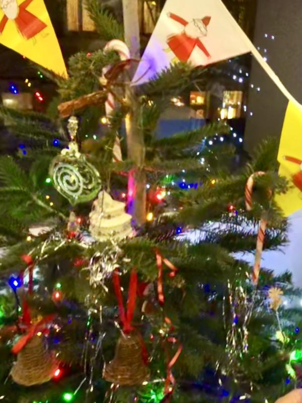 Ariel & Mats -Christmas Eve Traditions:  Sweden - Czech - Armenian American - Podcast:  Episode 4