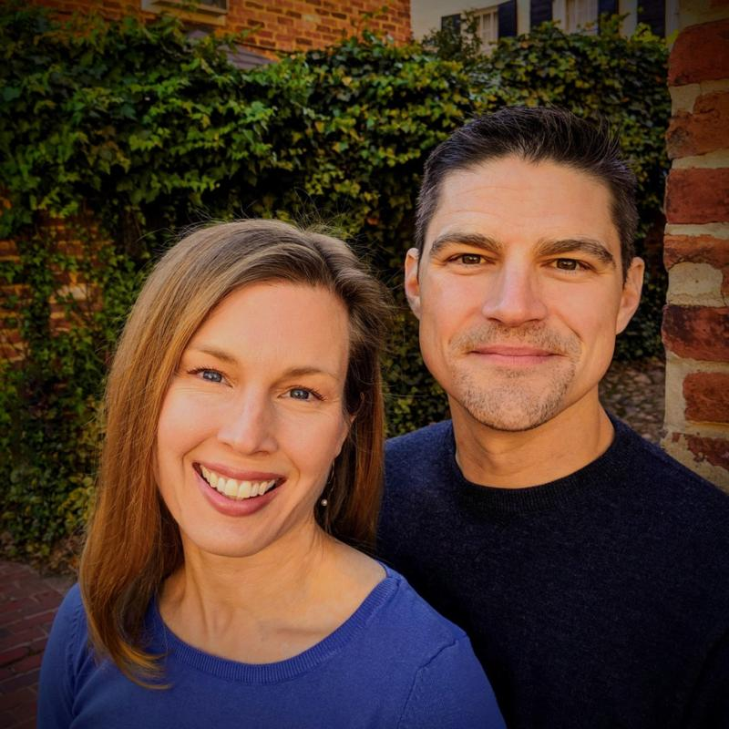 Holly and Chris Santillo, authors of Resilience Parenting talk about failing well, on Imperfect Parenting Podcast