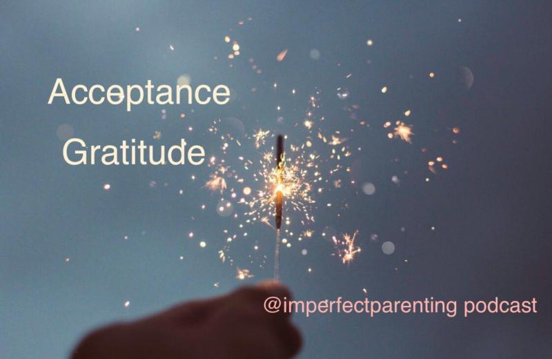 Gratitude ritual and raw reality of life